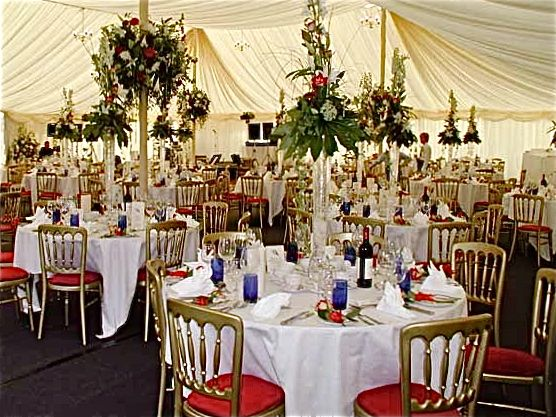 event table linens
