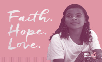 Valentine's Day 2016:  Share Faith, Hope, and Love